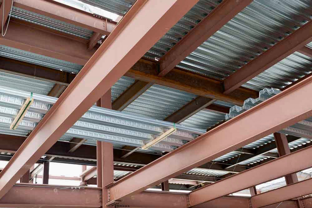 American Energy Fabrications beams